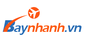 Logo Baynhanh.vn | Vé máy bay online giá rẻ